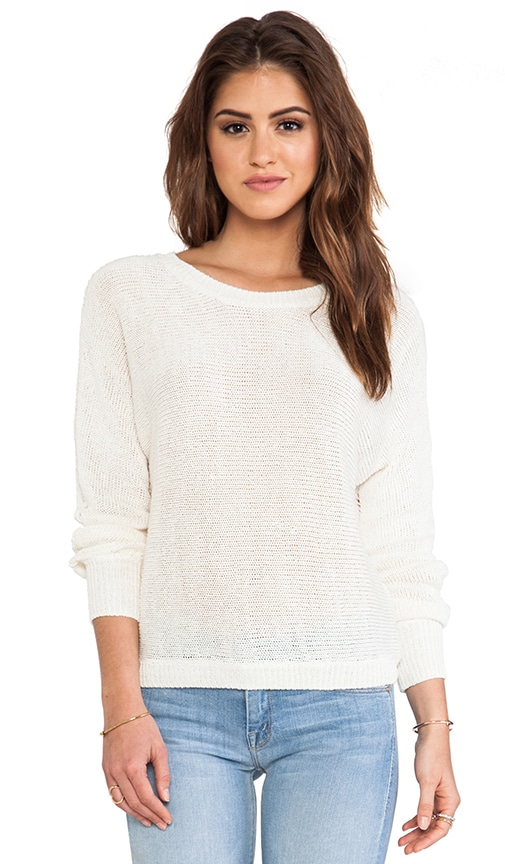 Avici Linen Sweater