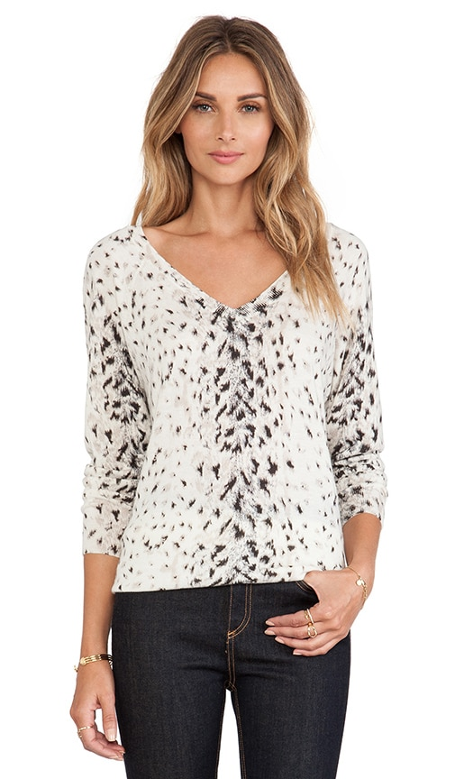 Brooklyn Animal Print Sweater