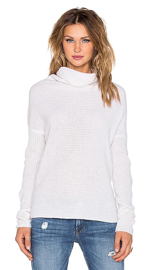 Joie Abri Cowl Neck Sweater in Wisp
