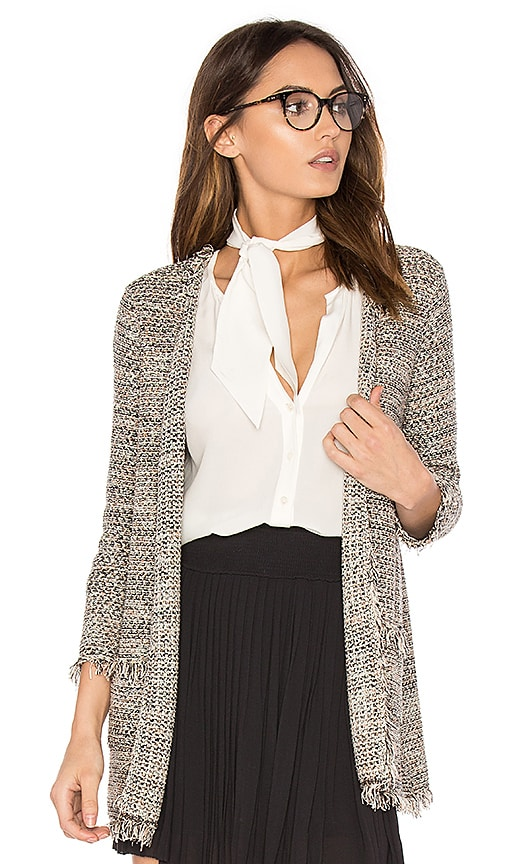 Joie Philisa Cardigan in Black