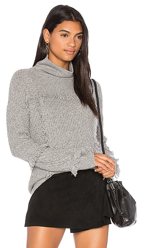 Joie Paisli Sweater in Gray