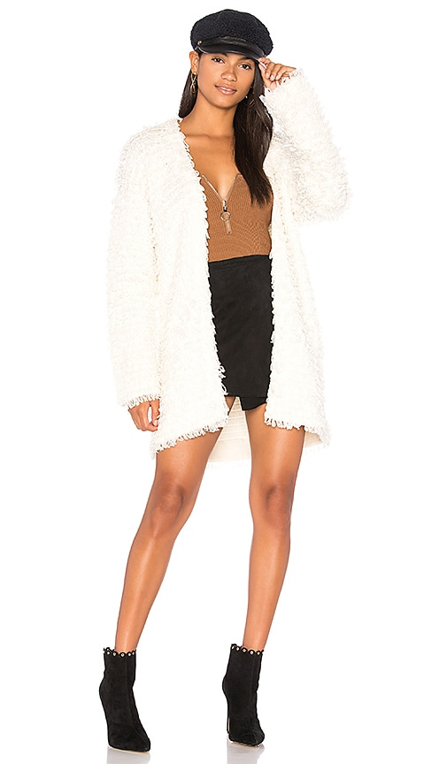 Joie Marcilee Cardigan in White