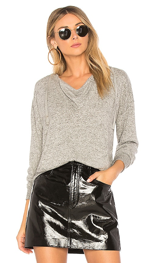Joie Kiku Sweatshirt in Gray