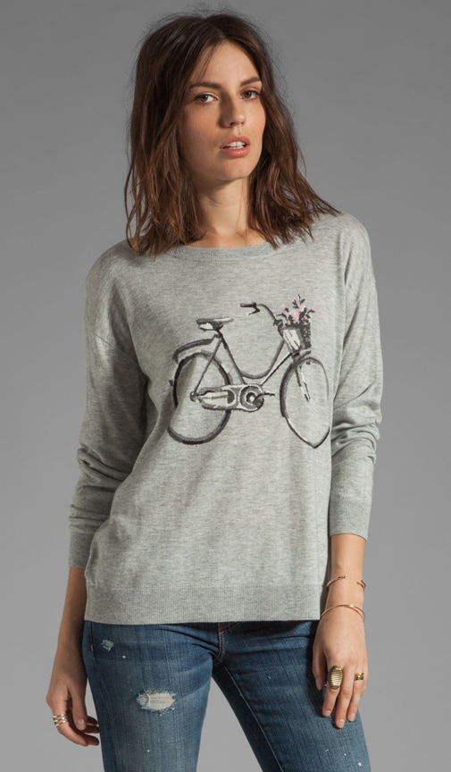 Eloisa Bicycle Sweater