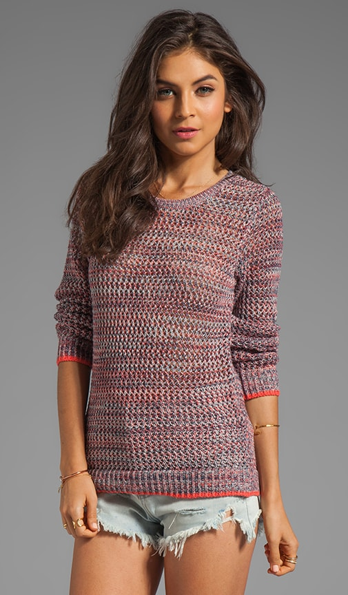 Carlee Contrast Sweater