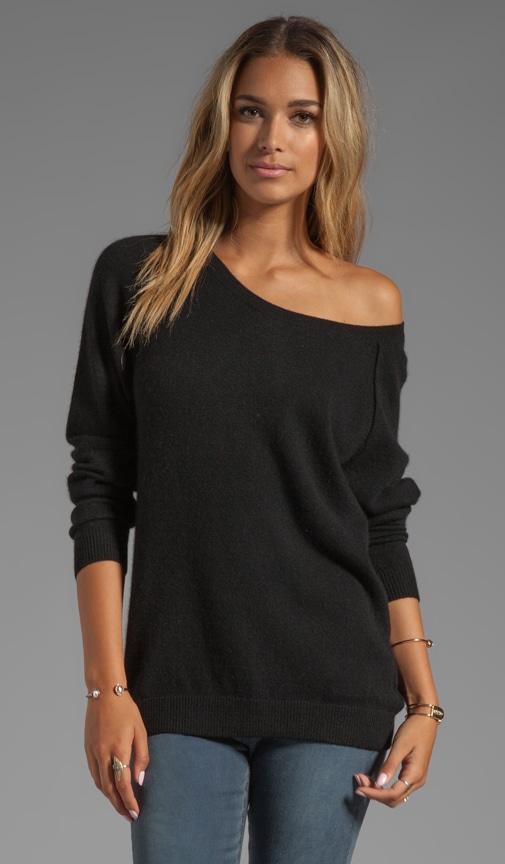 Solid Cashmere Kellyann Sweater