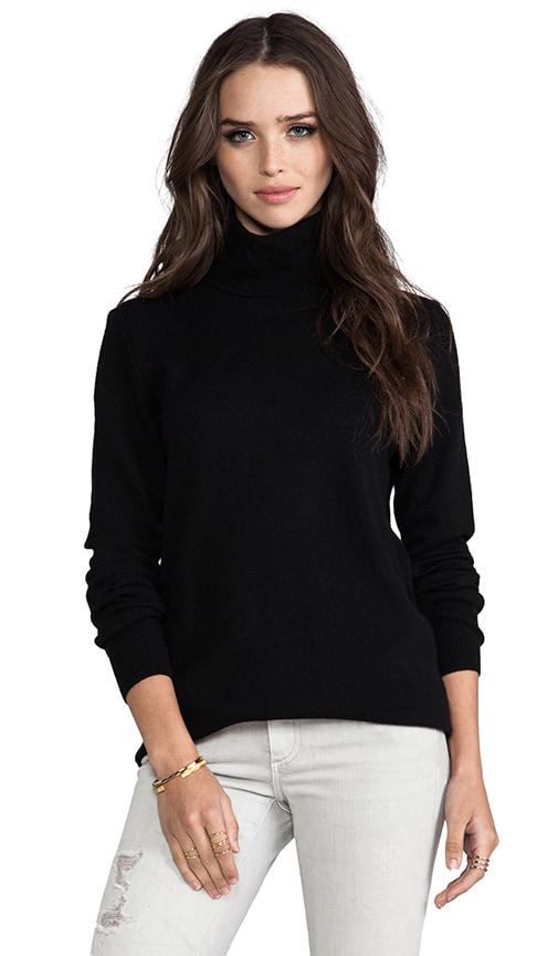 Solid Wool Cashmere Maryse Sweater