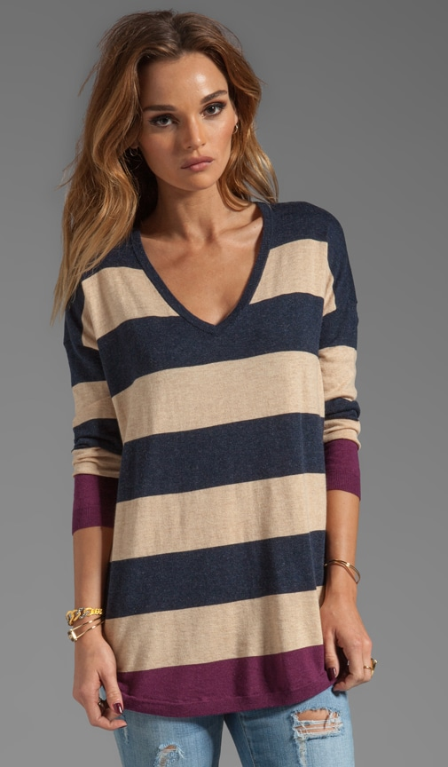 Bold Stripe Chyanne B Sweater