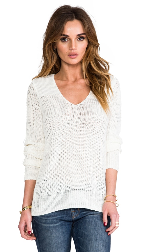 Flanna Linen Sweater