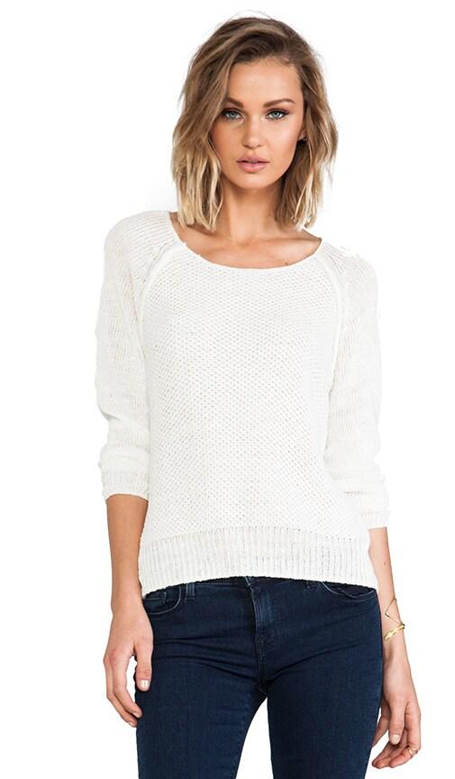Elana Open Stitch Pullover
