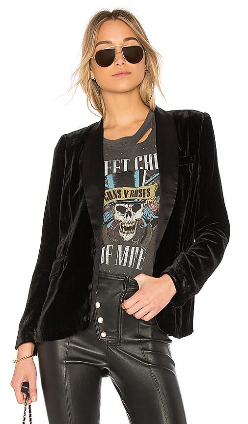 Joie Mehira Blazer in Black