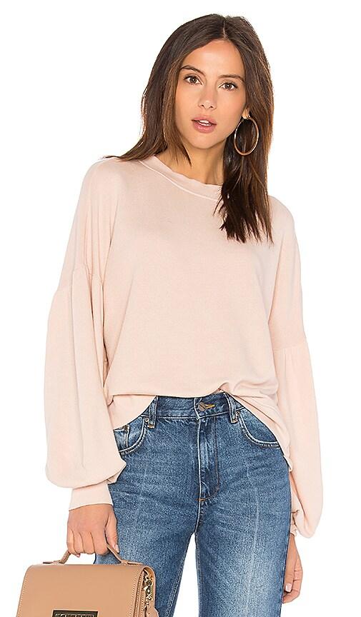 Joie Isae Sweatshirt in Pink
