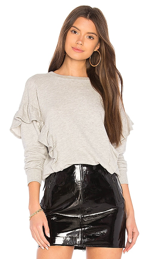 Joie Ayana Sweatshirt in Gray