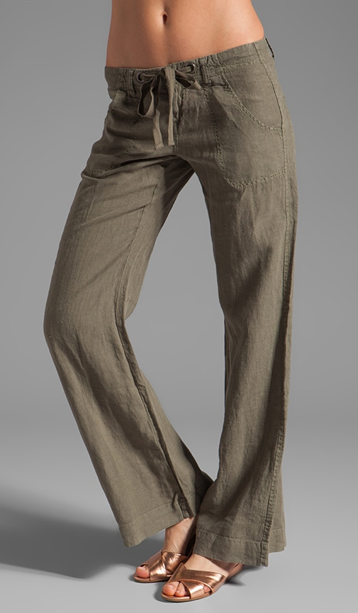 Irreplaceable Linen Pant