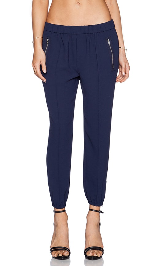 Joie Charlet C Pant in Dark Navy