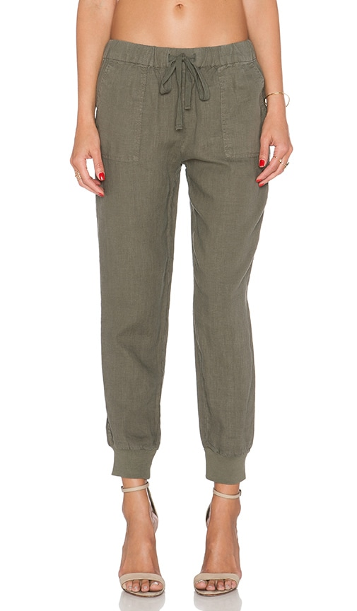 Joie Stuva Pant in Fatigue
