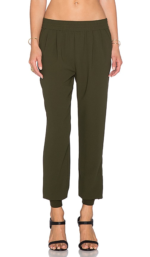 Joie Mariner Jogger Pant in Military
