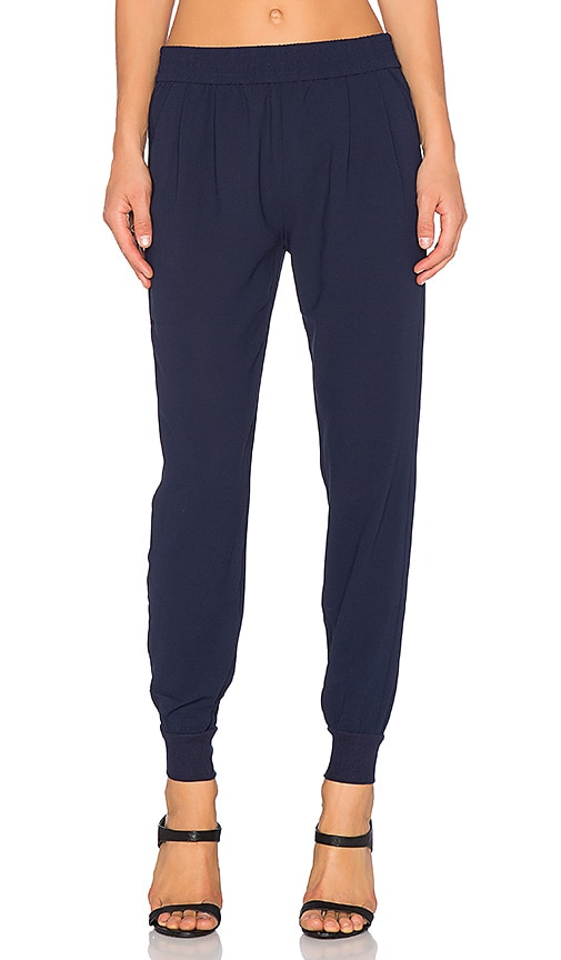Joie Mariner Pant in Dark Navy