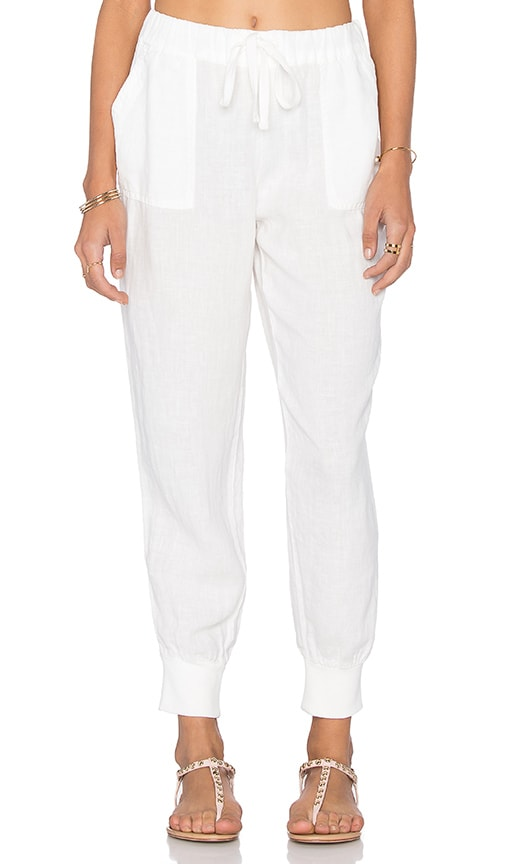 Joie Stuva Pant in White