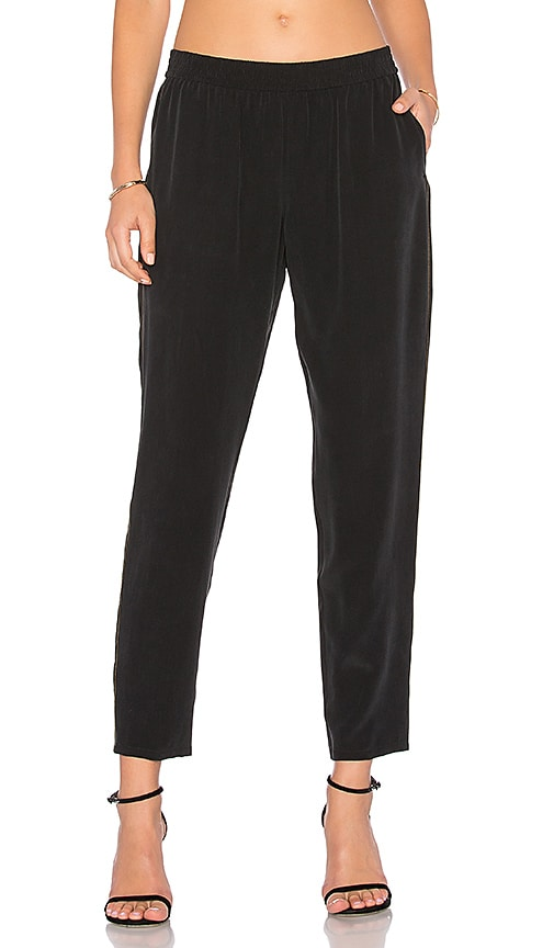 Joie Ceverine Pant in Black