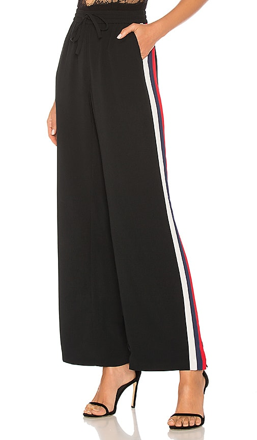 Joie Perlyn Track Pant in Black