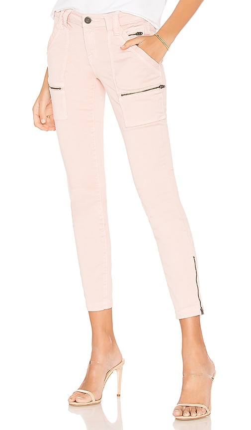 Joie Park Skinny Pant in Washed Rose