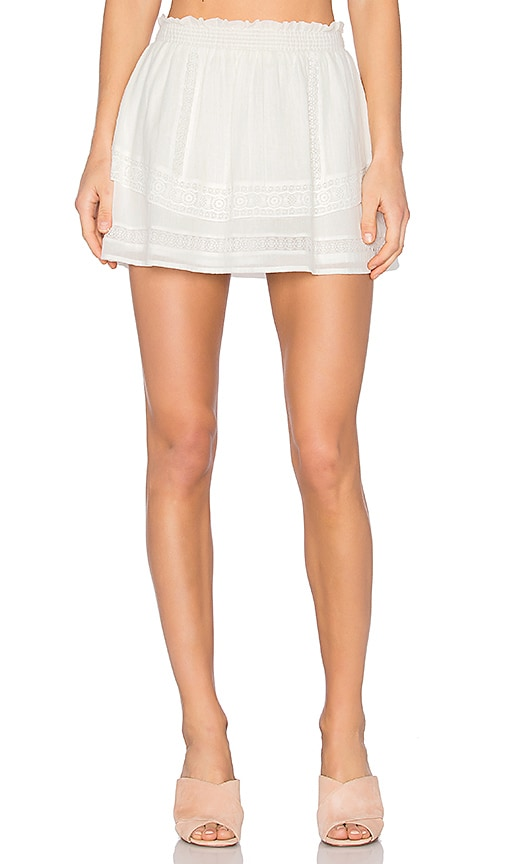 Joie Otha Skirt in White