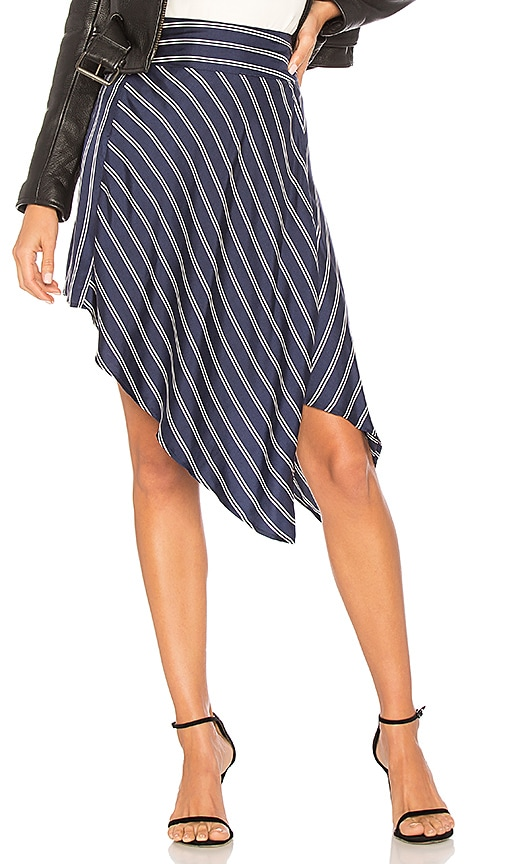 Joie Adelpha Skirt in Navy