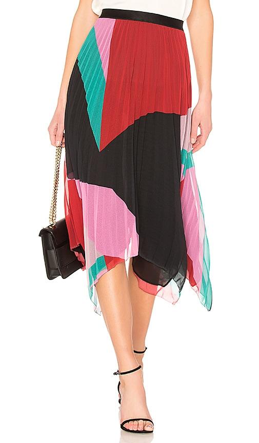 Joie Dashiella Skirt in Red
