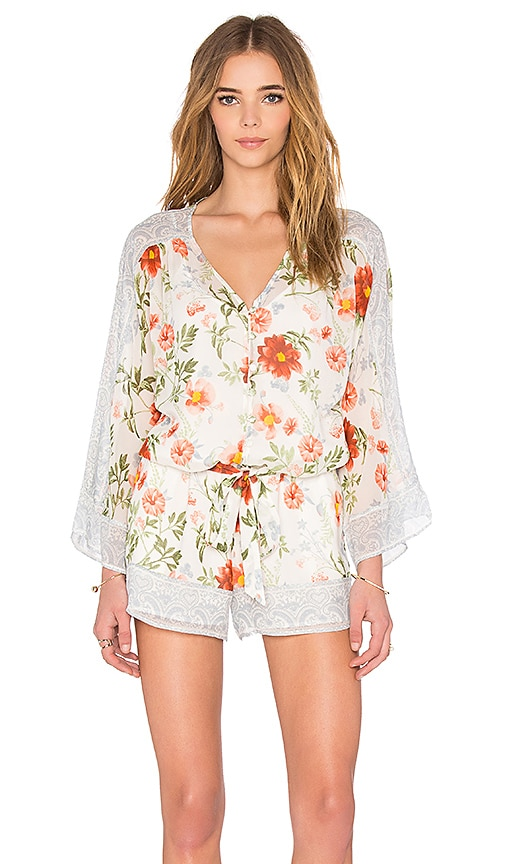 Joie Kiora Romper in White