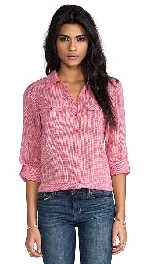 Cherina Gingham Shirt