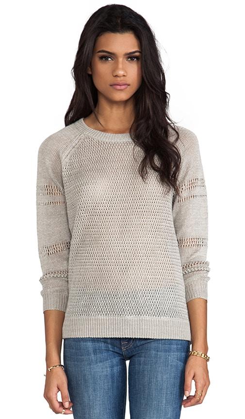 Ronni Linen Pullover