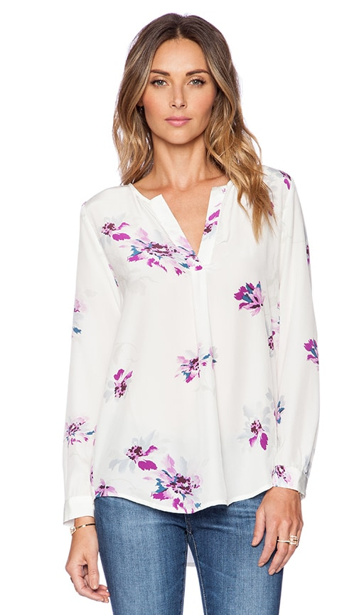 Joie Deon Blouse in Porcelain