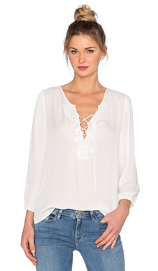 Joie Hynes Top in White