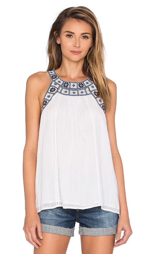 Joie Helliconia Tank in White