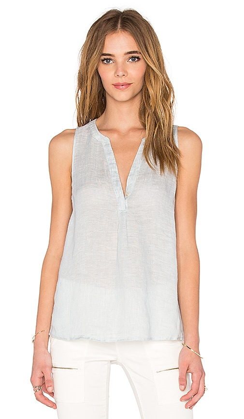 Joie Capucine Tank in Light Indigo