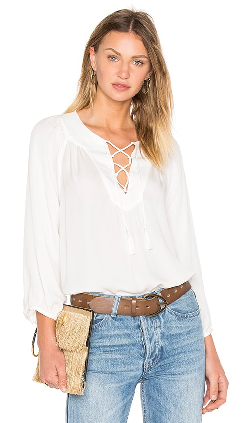 Joie Pacaya Top in White