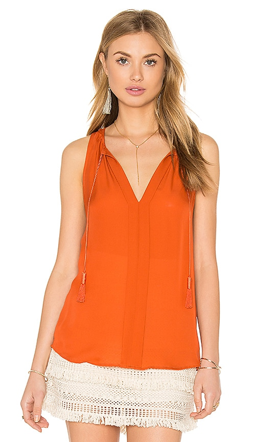 Joie Airlan Tank in Orange