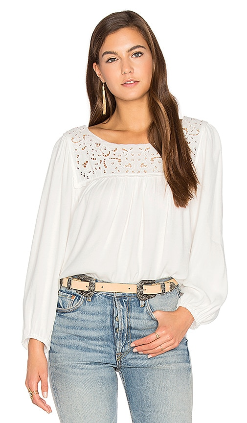 Joie Sagrada Blouse in White