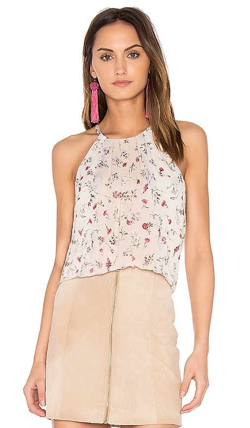 Joie Hawn Tank in Blush