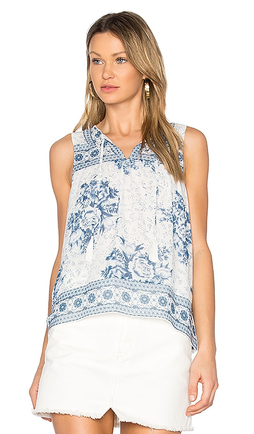 Joie Cythera Tank in Blue