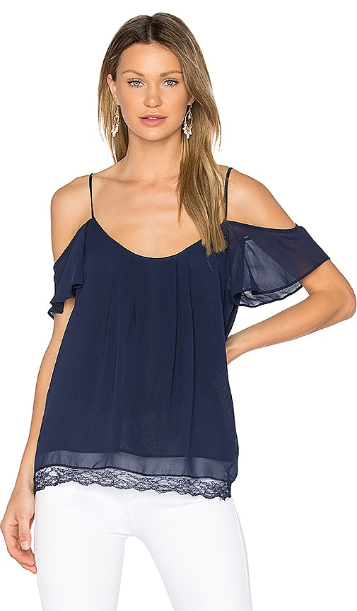 Joie Adorlee B Top in Navy