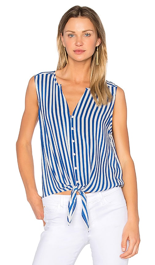Joie Tyson Tank in Blue