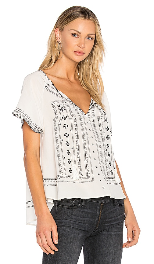 Joie Alissa Blouse in White