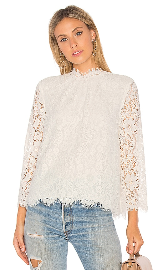 Joie Frayda Blouse in Ivory
