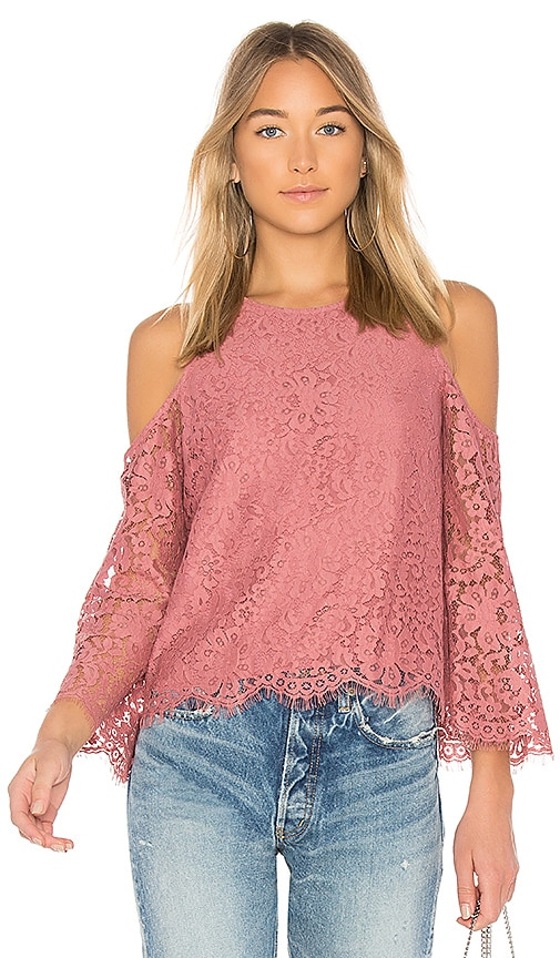 Joie Abay Top in Rose