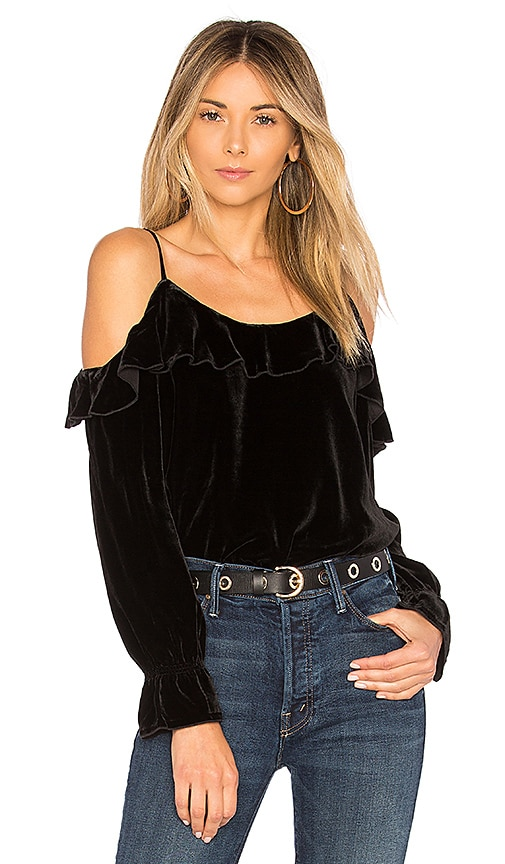 Joie Alyse Top in Black