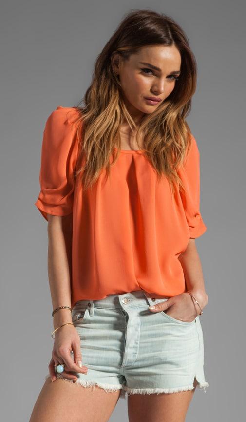 Eleanor Silk Top