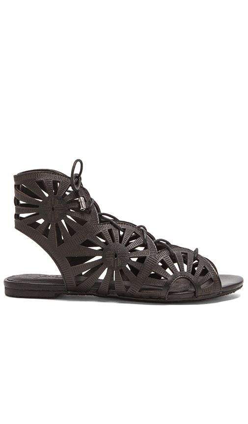 Joie Teagan Sandal in Black