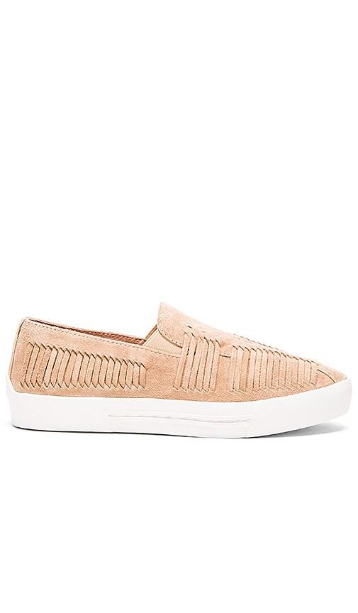 Joie Huxley Sneaker in Buff